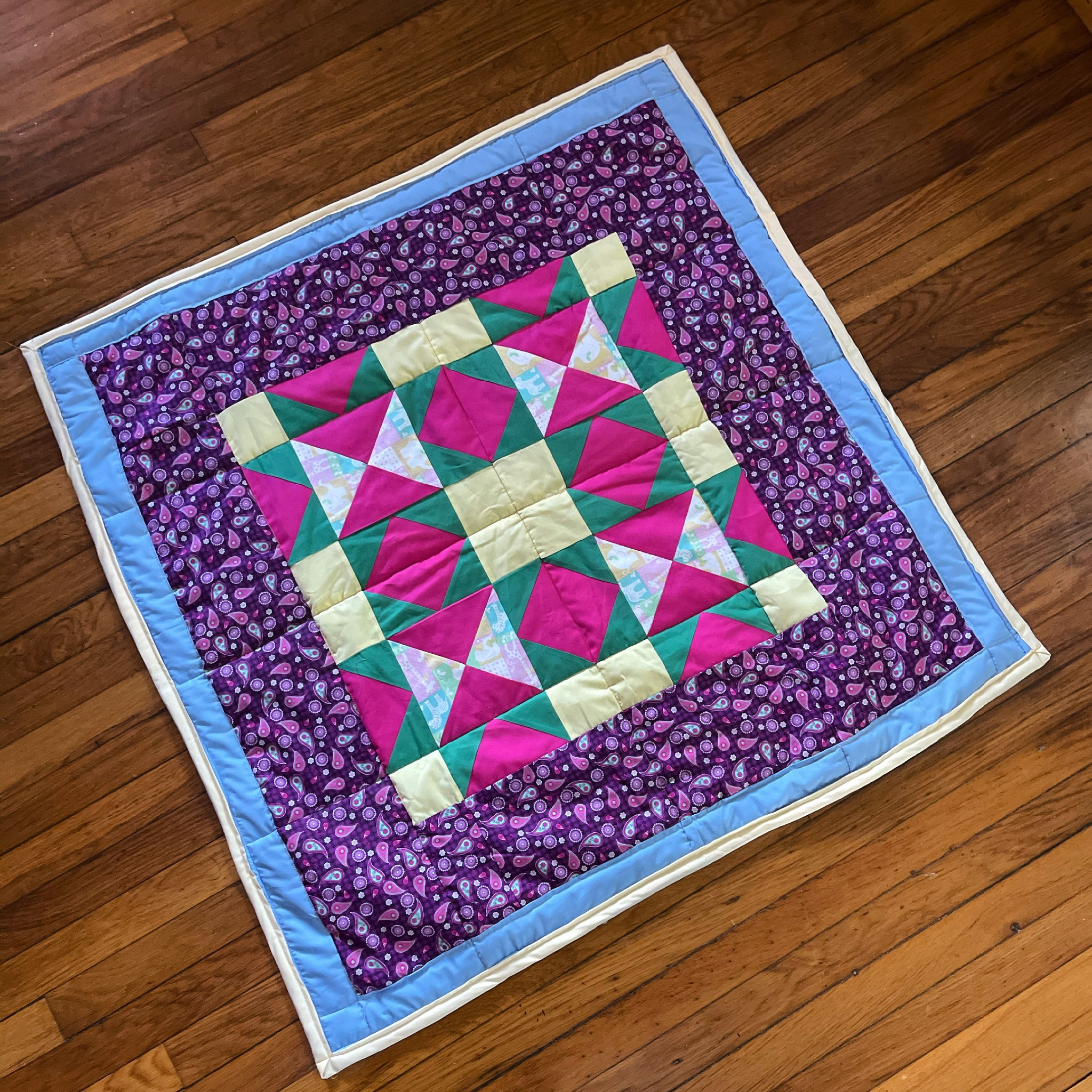 Traditional blocks - Quilts by Big Wes